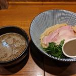 117228512 - 煮干つけ麺 ¥980