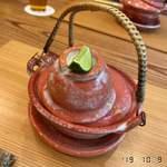 柚木元 - 土瓶蒸し