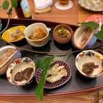 柚木元 - 山菜きのこオンパレード