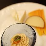 リーガロイヤルホテル大阪 - サーモンのオードブル