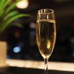 リーガロイヤルホテル大阪 - シャンパン