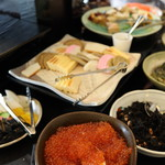 リーガロイヤルホテル大阪 - 朝の和のおかず