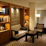 リーガロイヤルホテル大阪 - ライブラリー