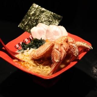 【CRABGANG】海味はちきょう監修の蟹味噌ラーメン店