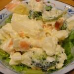 まっちゃん - ポテトサラダ