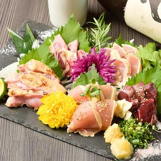 <個室×名物鶏料理とりせん立川本店>