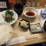 坊野 - 天ぷら定食