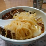 五十嵐製麺 - 食べてみた(自作)