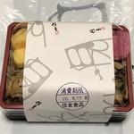 信玄食品 - 料理写真:ほたてステーキ弁当1350円