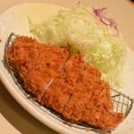 いなば和幸 - 料理写真:ロースかつランチ(936円+税)2019年9月