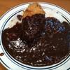 カレーの南海 - 料理写真:クリームコロッケカレー