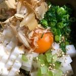 飲み喰い道楽 男魚魚 - 発酵ねばねば鉢