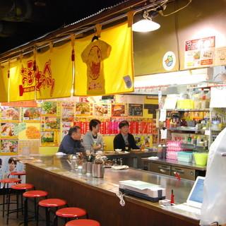 広島駅すぐで鉄板で食べれるお好み焼屋