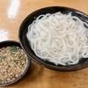 釜揚げうどん 戸隠 - 料理写真:『釜あげうどん(並)』様(700円)