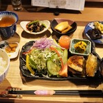cafe燈 - 料理写真:ランチ 1,200円