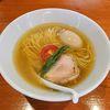 麺屋ブルーズ - 料理写真:麺屋ブルーズ(白そば850円+味付とろ玉子100円)