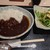 良彌 - 料理写真:[料理] ハッシュドビーフ セット 全景♪W