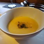 オステリア たのうえ - スープ