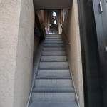 かき氷専門店&スイーツ えびす - 階段上って右手☆