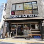 MONDIAL KAFFEE 328 GOLD RUSH - 外観☆