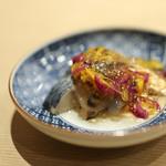 すし処 広川 - ニシンとクラゲの酢の物☆