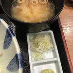 地酒とそば・京風おでん 三間堂 - 料理写真:
