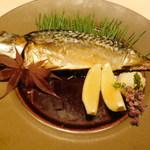kuzushikappoutokoshitsuiori - 黄金焼きトロ鯖・海鮮コース 料理9品