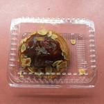 117257721 - 黒蜜りんごのクロワッサン 260円
