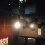 プライベート個室×肉バル MEAT BOY N.Y - 内観写真: