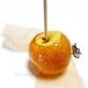 ママンマルシェ たかなべ - 料理写真:リンゴ飴