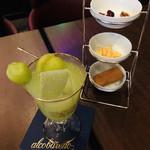 alcobareno - ケーキスタンドのようなチャームトレイがかわいい♡