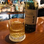 バーカクテルブック - 宮城峡 限定酒(2,000円)