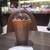 リンツ ショコラ カフェ - アイスチョコレートドリンクダークオレンジ