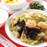 香港厨房 - 五目中華丼
