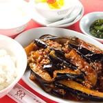香港厨房 - 麻婆茄子