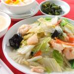 香港厨房 - 海老焼きそば