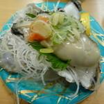 おしどり寿司 - セル牡蠣