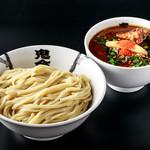 カラシビつけ麺 鬼金棒 -