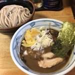 村岡屋 - つけ麺 並 800円