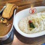 gii - 料理写真:きのこカレー