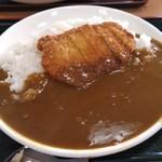 でいご - カツカレー(大盛)750円