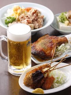 居酒屋 葉牡丹 - 各種宴会コースご用意しております!