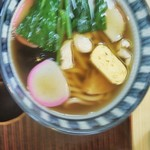 一福 - しっぽく(うどん)¥730