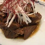 牛たん おやま - ★牛タン大和煮はホロホロ、いい味