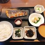 魚可津 - さわらの味噌漬け焼き