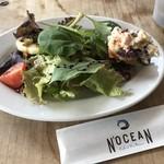 ノーシャン - サラダ