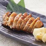 鶏もも肉 白味噌西京漬け焼き