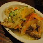 ソル - 旬魚のエスカベチェ