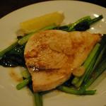 ソル - カジキマグロのステーキ