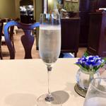 トラットリア キッコ - スパークリングワイン